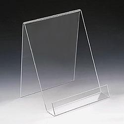 Acrylic Single Book Display Stands Buy Single Book