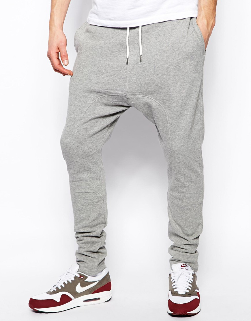 Sweatpants for Men. New Balance's men's sweatpants and jogger pants elevate relaxation to an art form. Our sweatpants for men boast sleek modern cuts with athletic appeal, as well as details like zip pockets and rib cuffs to optimize your casual mainflyyou.tk in style with our joggers for men.