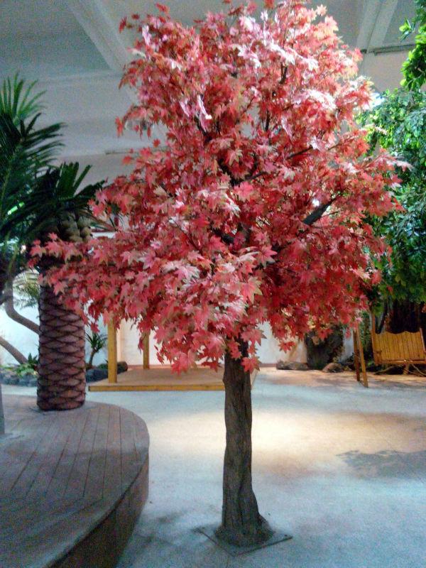 Artificielle arbres d coratifs 4 m tres faux arbres verts for Arbre artificiel pour interieur