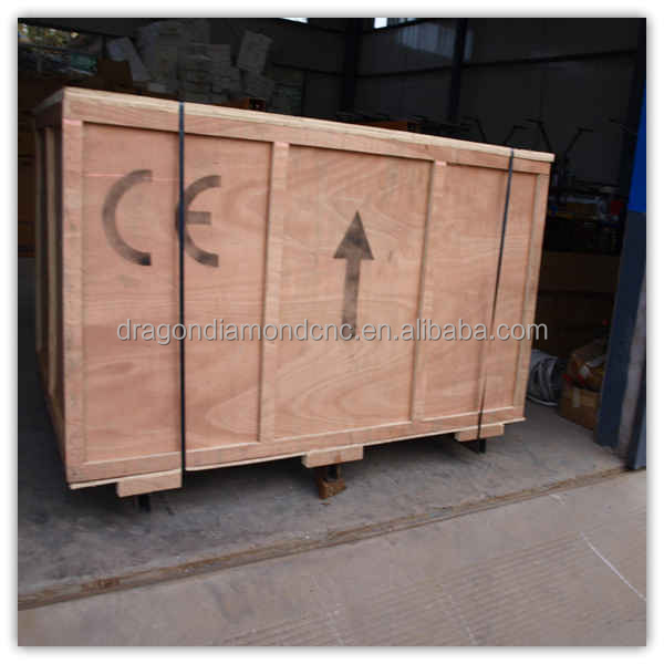 Our Wood CNC Router use standard plywood packing for export , shipping ...
