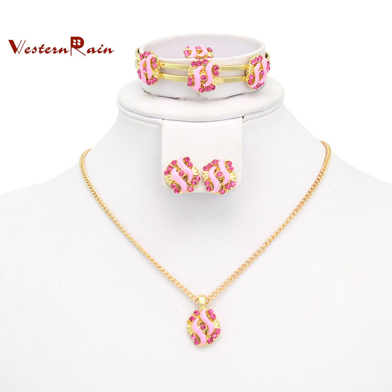 Baby girl jewelry gold