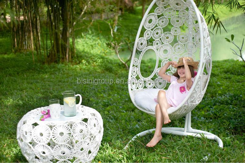 Zara Hanging Pod Chair Styled