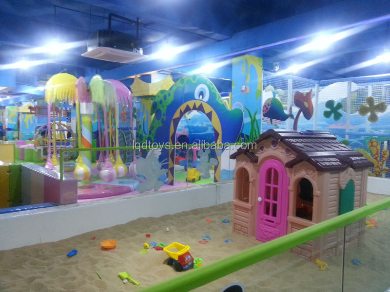 Kids Soft Play Area Jungle Wood Kids Soft Play