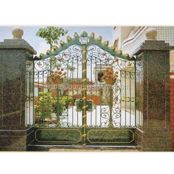 Iron main entrance gate doors grill design pictures for homes Main entrance door grill