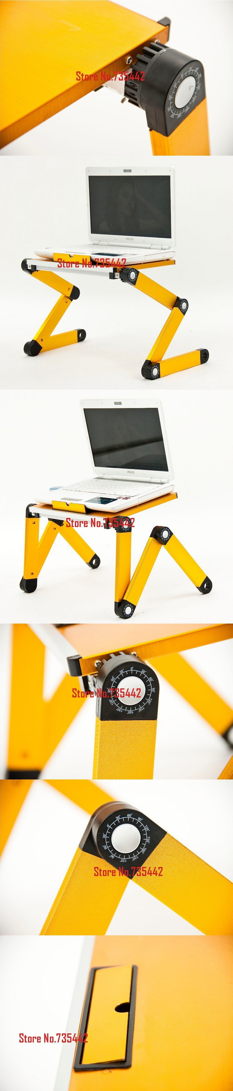 Металлический стол T3 officestandtable new