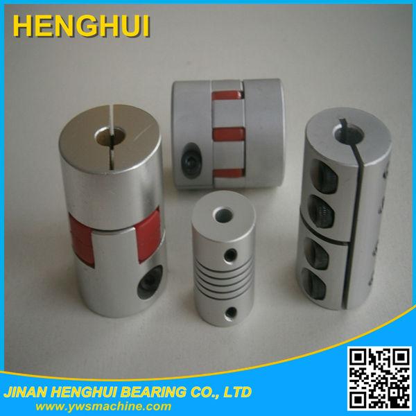 electric motor shaft coupling ball screw coupling D20 L34 5-6mm