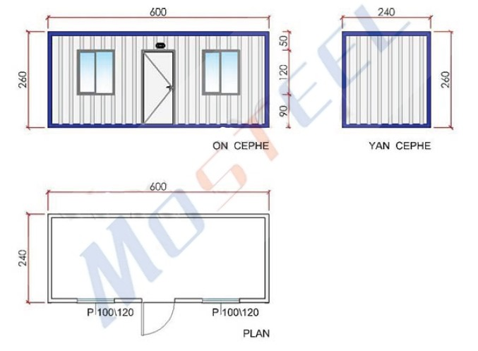 CARAVANS for sale 2 bedroom prefab homes mobile home container house