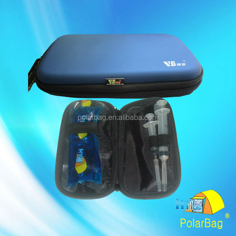 Insulated Carrying Cooler for Frozen food
