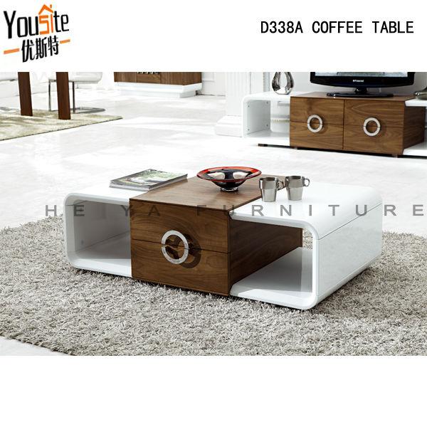Wooden Modern Lcd Led Plasma Tv Stand,Walnut Wood Tv Table