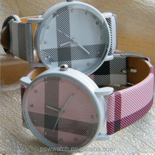colorful elegant wholesale girls college watches