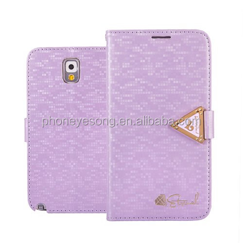 New Leather case for Samsung galaxy s4 newest hot i9500 case cover