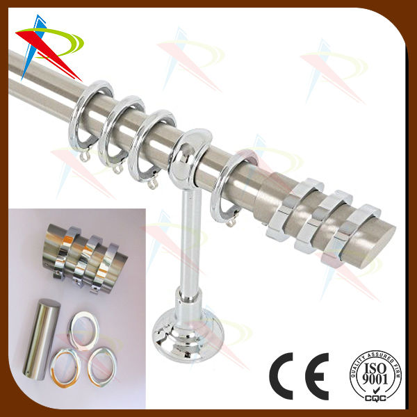 Agate Diamond Finials Curtain Extension Pole Buy Metal Extension Pole Department Decoration