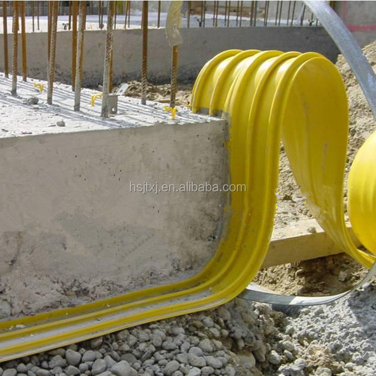 Concrete Water Stopper : Hgh quality pvc waterstop for concrete joint price in