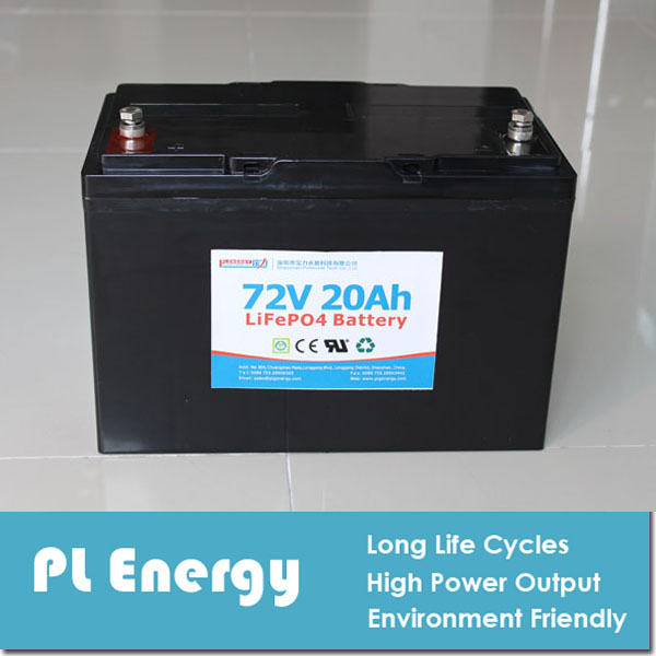 co<em></em>nstant current discharger 72V 20AH LiFePO4 battery pack