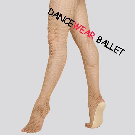 DB42001 Professional Dance Fishnet Tights-3