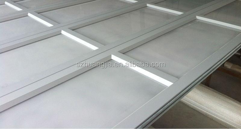 알루미늄 프레임 유리 저렴한 단면 차고 문-문 -상품 ID:467299137 ...