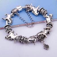 Браслет Bamoer  925 PA1319 charm bracelet