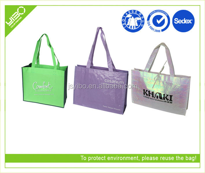Customized creative photo paper packaging bag