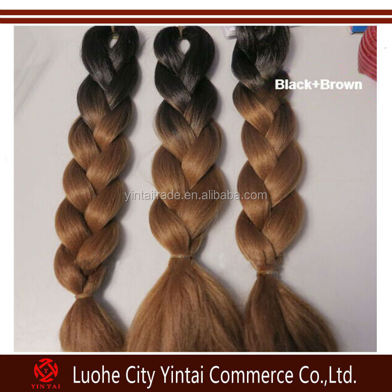 Ombre Braiding Hair For Sale 87
