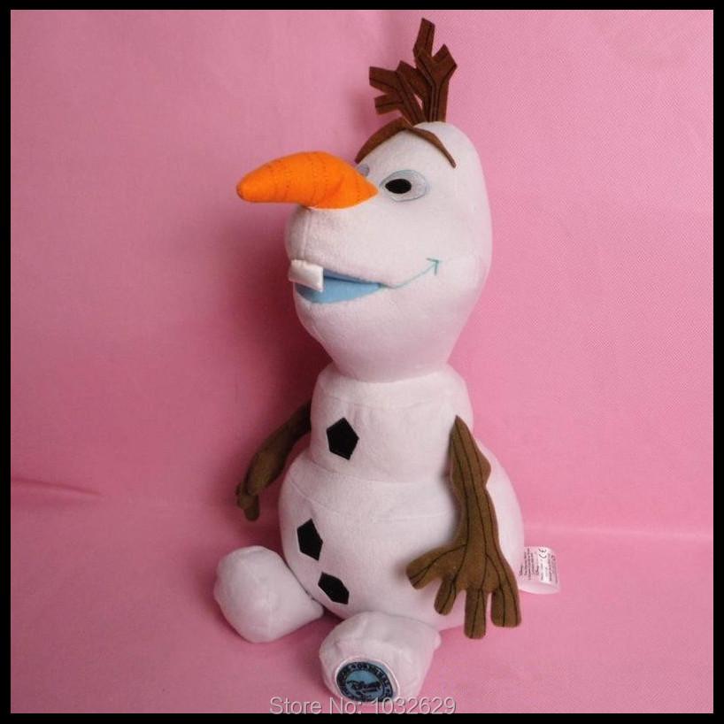 Олаф снеговик игрушка своими руками 21