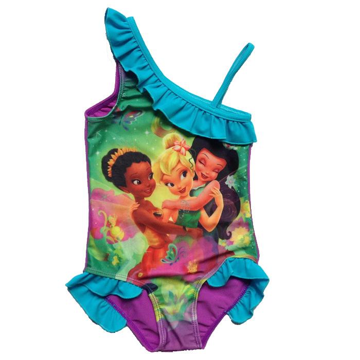 7793569890 Retail New Girl Kids Fairy Mermaid Love Blue Ariel Swimwear Tankini  Beachwear Bikini Swimsuit Dress 2 ...
