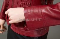 Женская одежда из кожи и замши New 2015 ,  2014022
