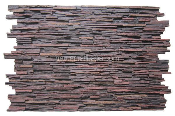 Stone Foam Panels : Decorative d wall panel foam stone artificail rock