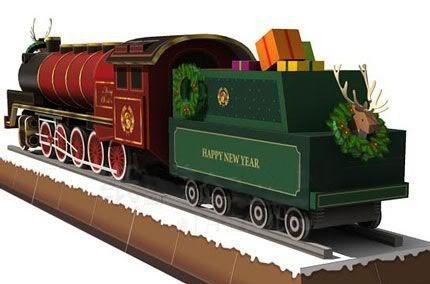 как сделать поделку поезда из бумаги того, запомните