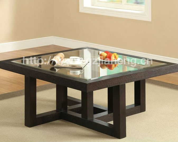 table designs glass top rectangle modern design glass center table