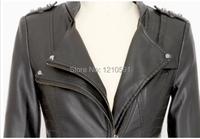 Женская одежда из кожи и замши New pu a1