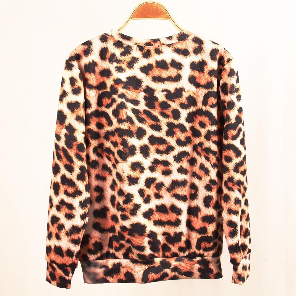 Леопардовые Блузки С Доставкой
