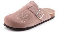Летом подлинной birkenstock сандалии Бич скольжения сандалии Корк женщин сандалии