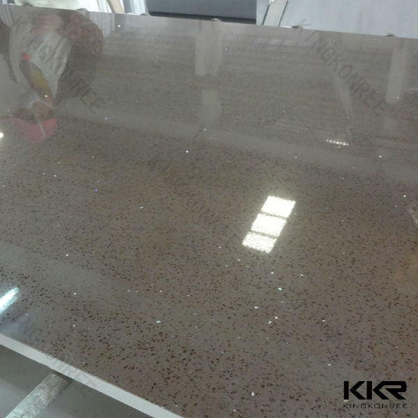White Sparkle Quartz Floor Tilestarlight Quartz Tiles Buy White
