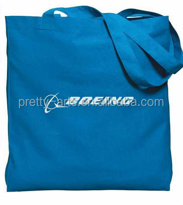 new large cotton canvas shopping handle bags customized