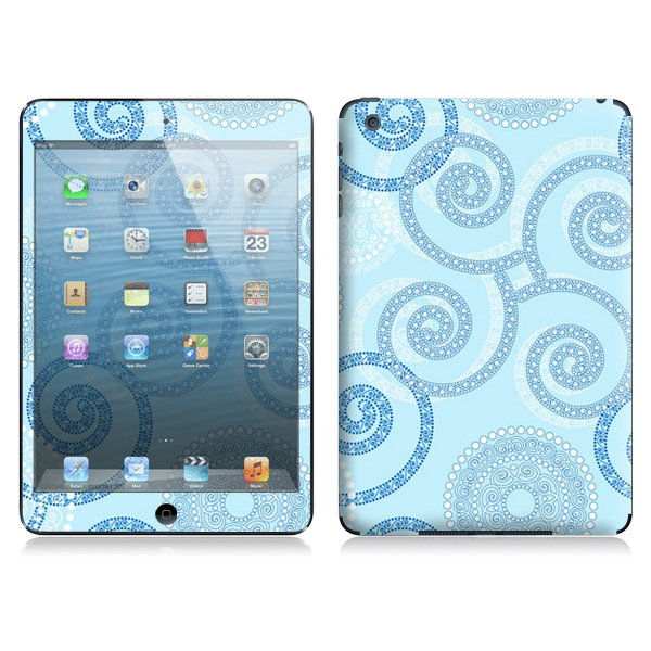 Colorful Front And Back Vinyl Sticker For Ipad Mini Buy