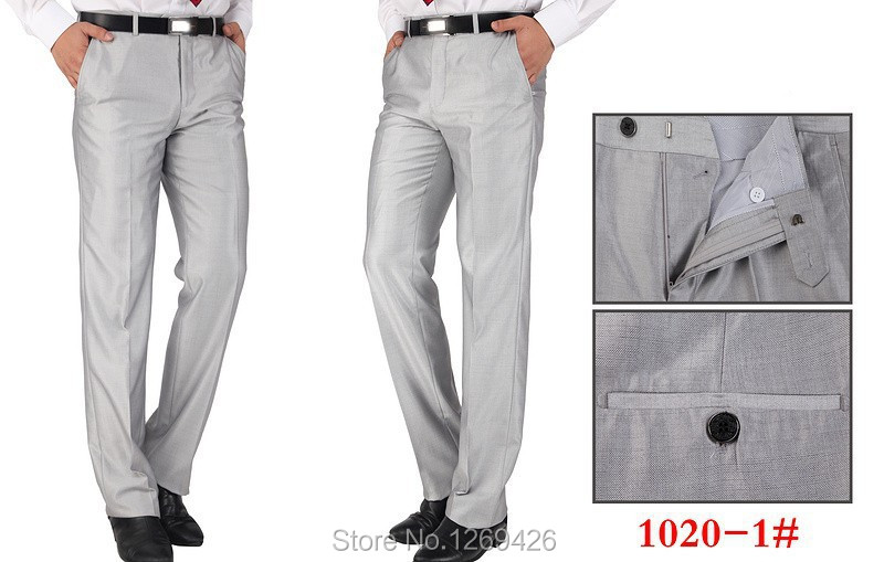 Formal trousers for men styles