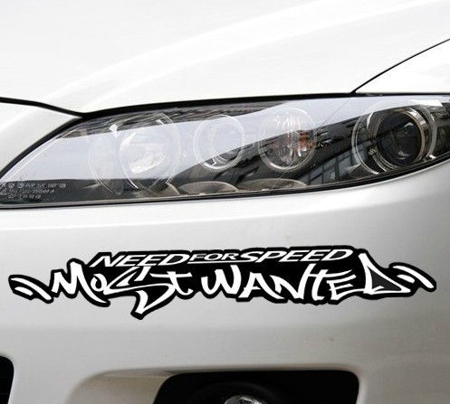 Car Racing Stickers Design Window Auto Car Racing