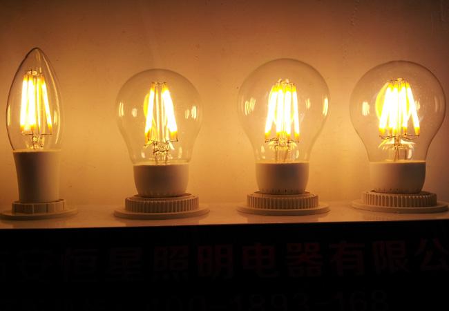 Led Filament Lamp Teardown Page 1