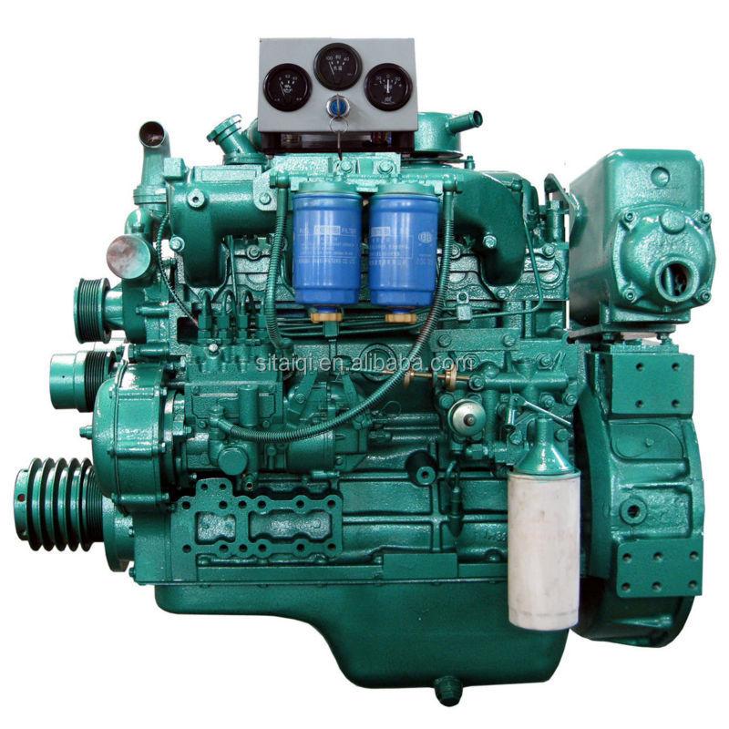 Yuchai yc4f series inboard marine diesel engines for sale for Diesel marine motors for sale