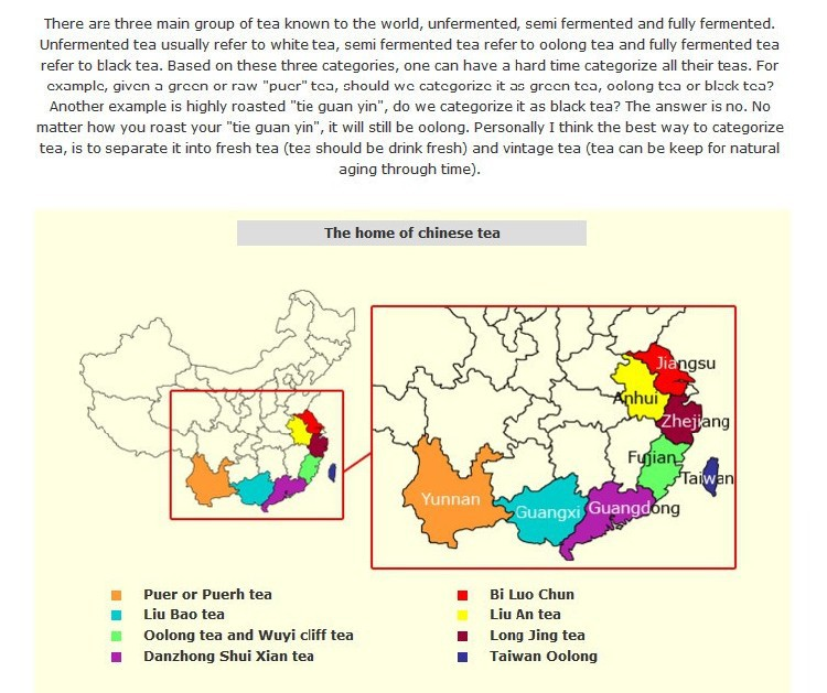 500 г альпийские anji уезда белый чай купить непосредственно из Китая поле китайский чай ча
