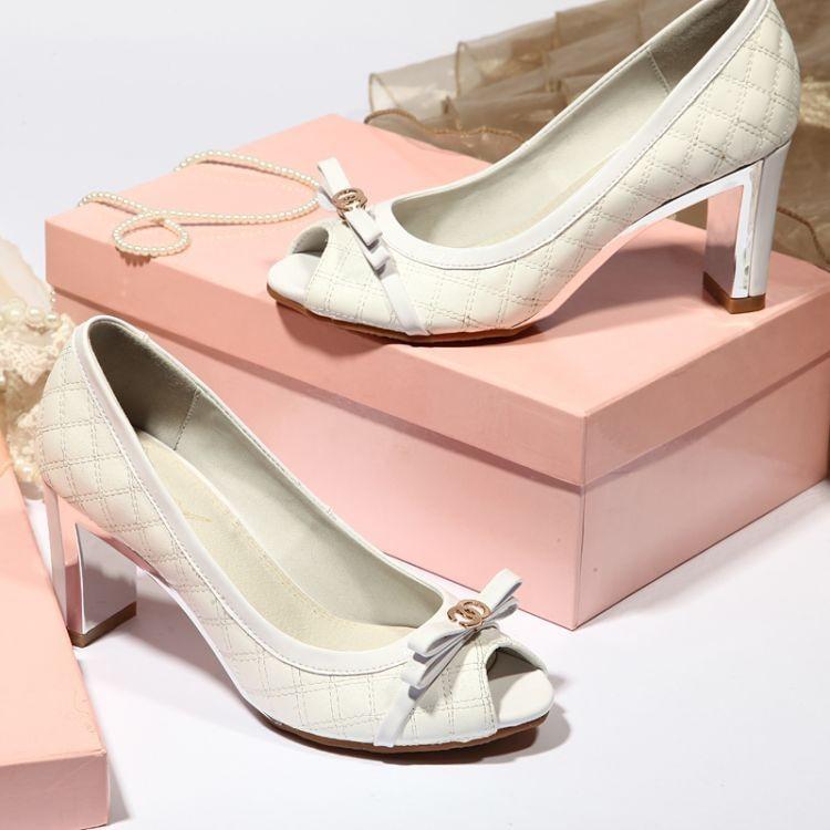 Туфли на высоком каблуке  TL_06