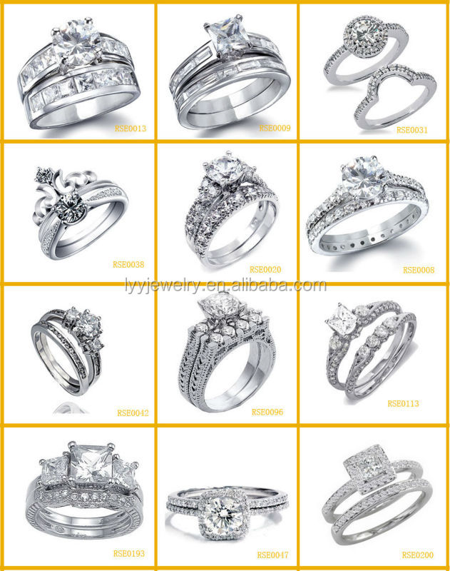 finger ring 925 silver engagement ring prices gold