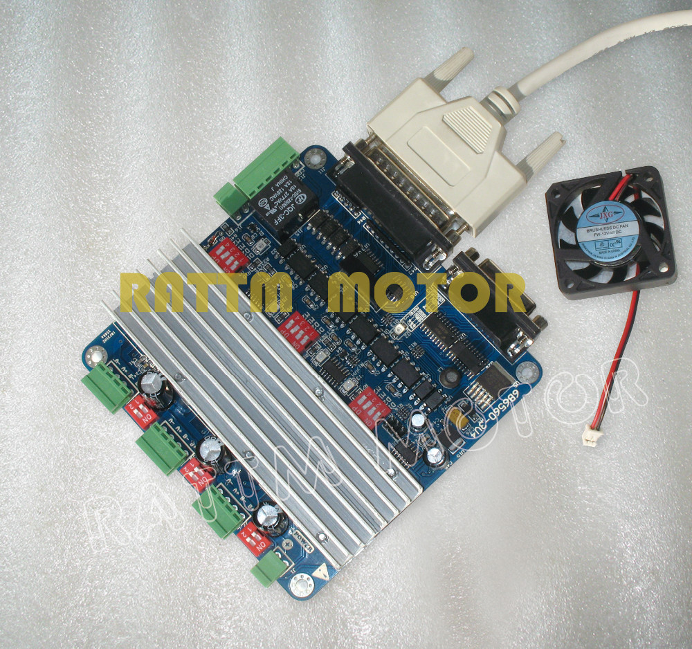 Buy 3 axis cnc controller tb6560 stepper for Tb6560 stepper motor driver manual