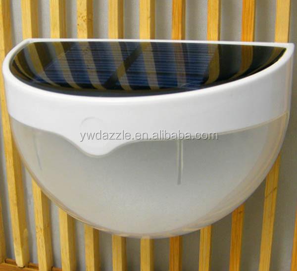 High brightness 6 LED solar garden light,garden solar light for garden decoration