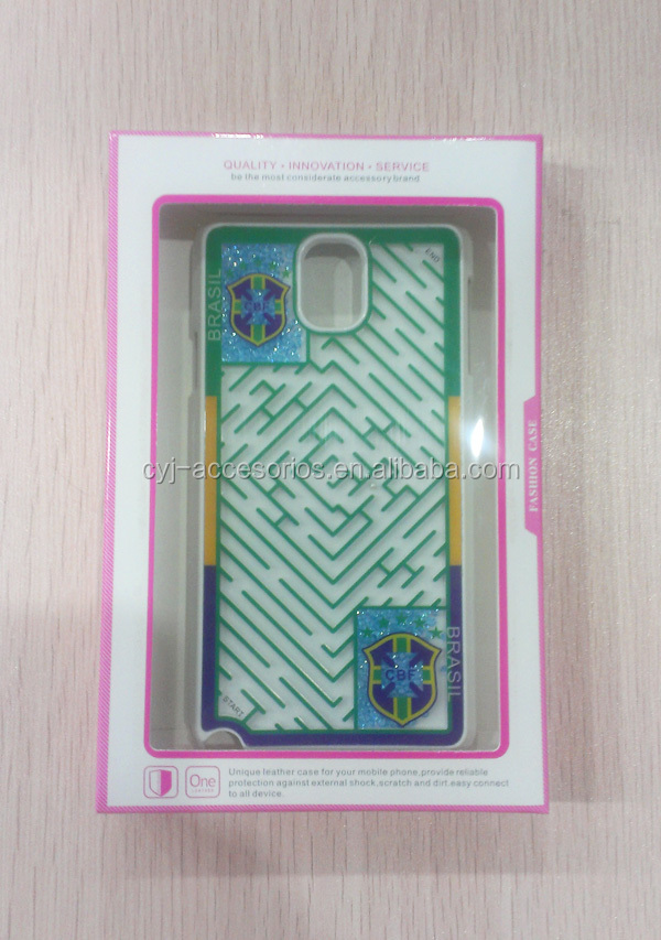 2014 World Cup Brazil mobile phone Hard PC case,wholesale cell phone case with low MOQ for various models