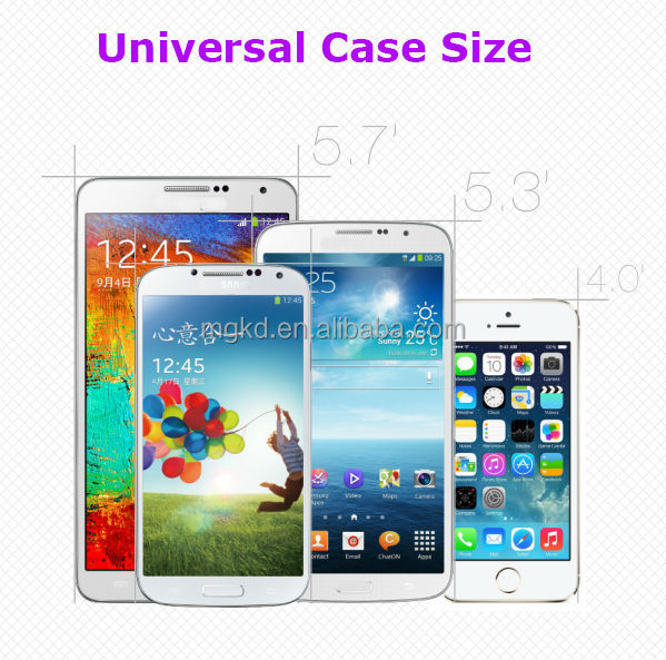 Best brands business style mobile phone leather case for iphone 4 4s 5