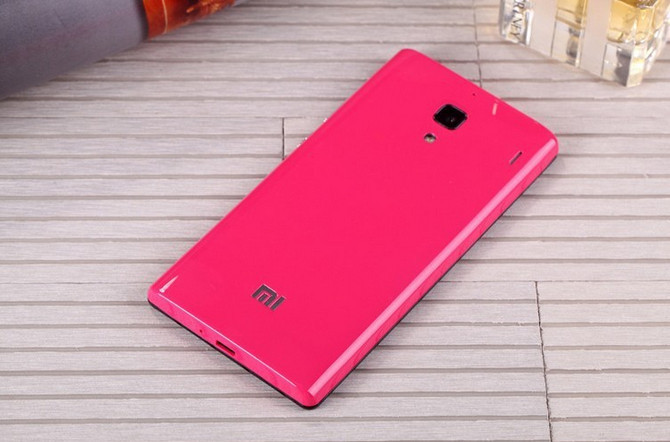 2014 Original XIAOMI Accessorie For Red Rice Mobile Phone Case Back Cover Case For Hongmi Gigh Quality Colorful