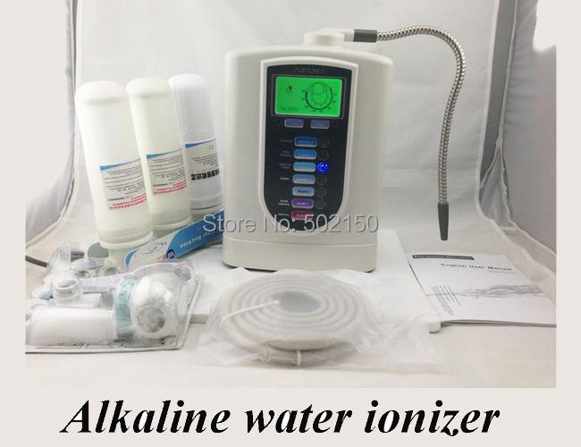 machine to make alkaline water