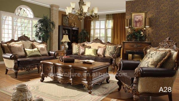 Italienne en cuir nouveau design canap meubles avec for Muebles estilo banak