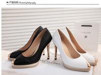 Туфли на высоком каблуке  02698